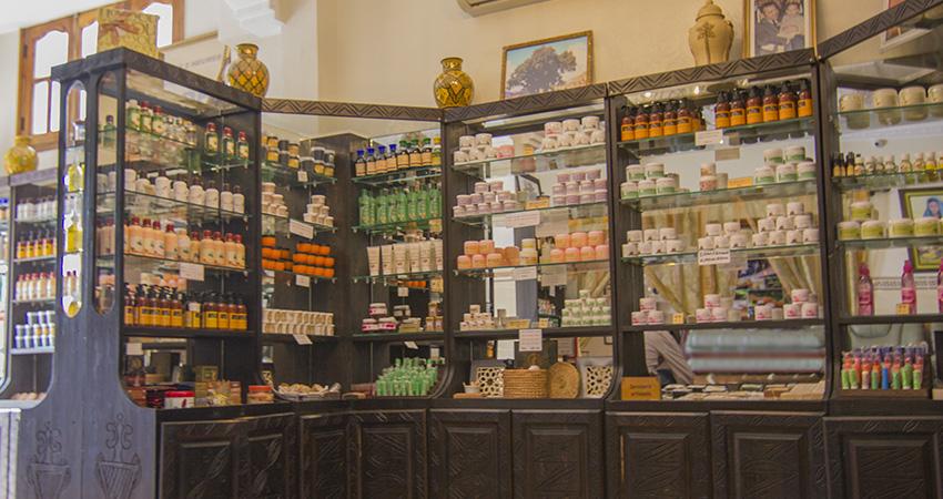 Boutique Argan et Produits soin Naturels Agadir - Les Massages d Argane
